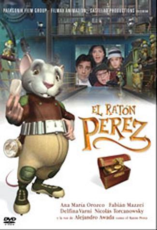 Dvd group coleccion de dvd el raton perez 1 y 2 pack 15