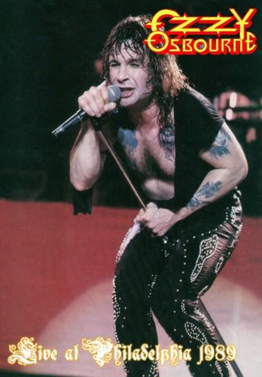 Ozzy Osbourne - Live in Philadelphia (1989) [MEGA]