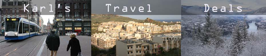 Karl Knows Best - Travel Blog