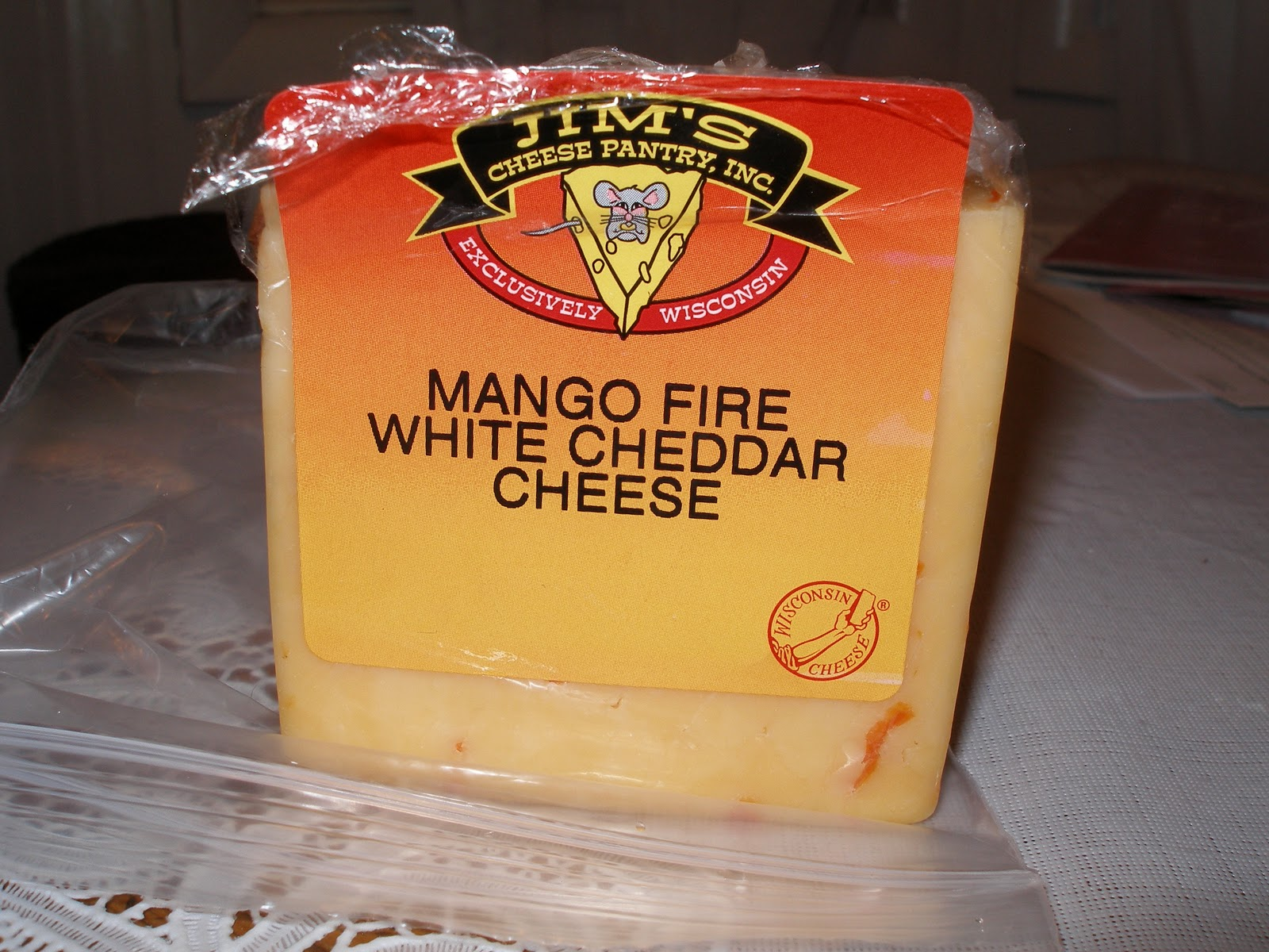 peculiarpantry mango fire white cheddar cheese. Black Bedroom Furniture Sets. Home Design Ideas