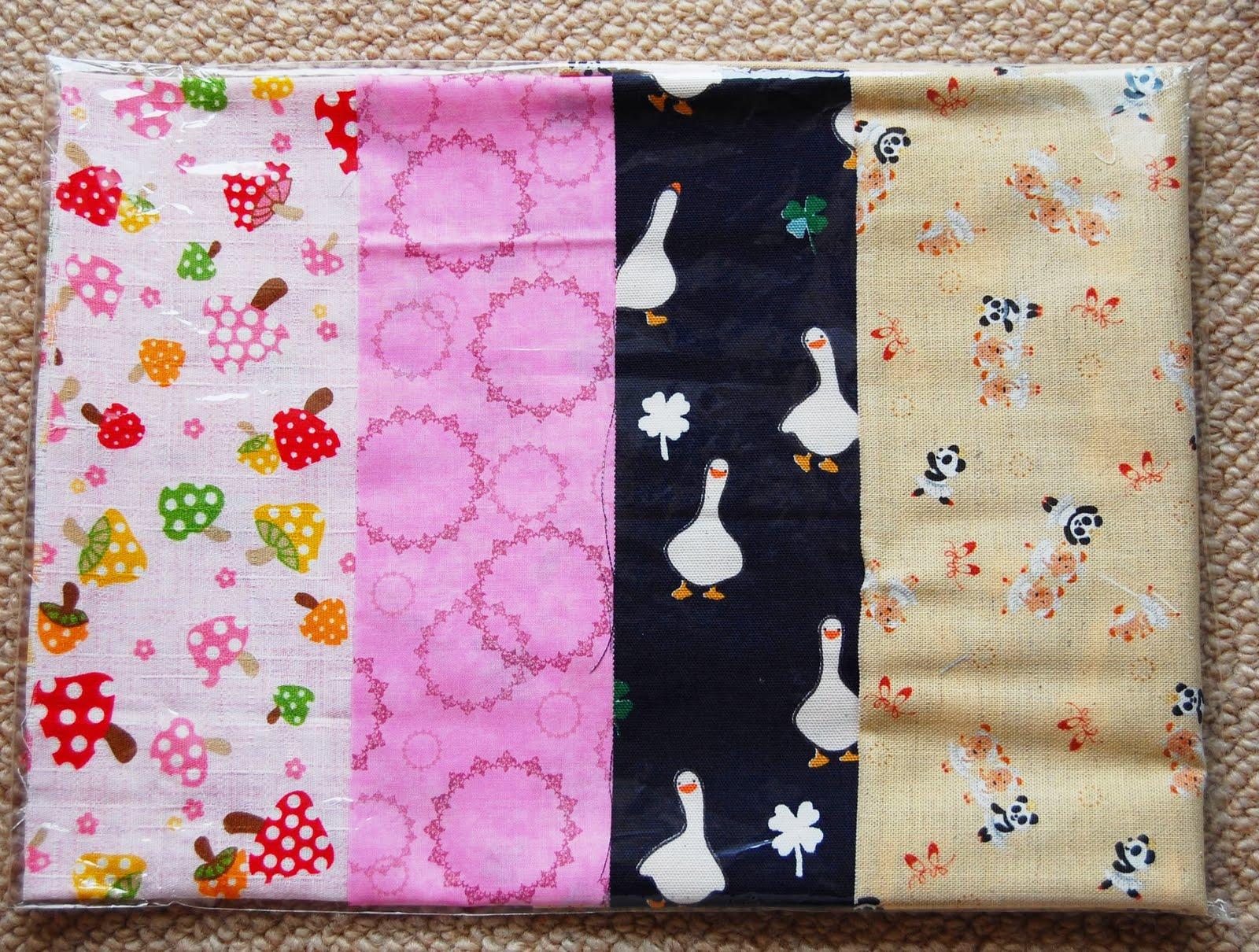 Mybotang fabric scrap series cards - 3 Code Name Fe3