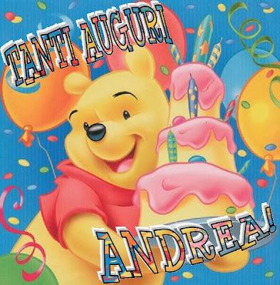 AUGURI+ANDREA