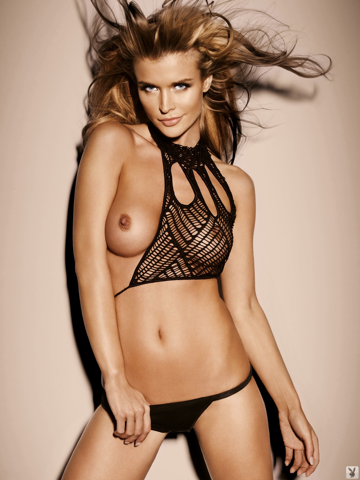 Joanna Krupa Naked In Playboy