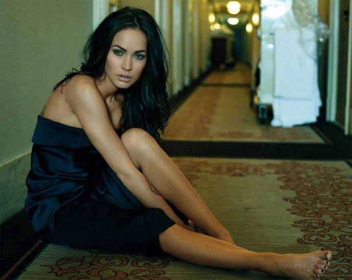 Megan Fox  Wonderfull Pretty Woman of The World