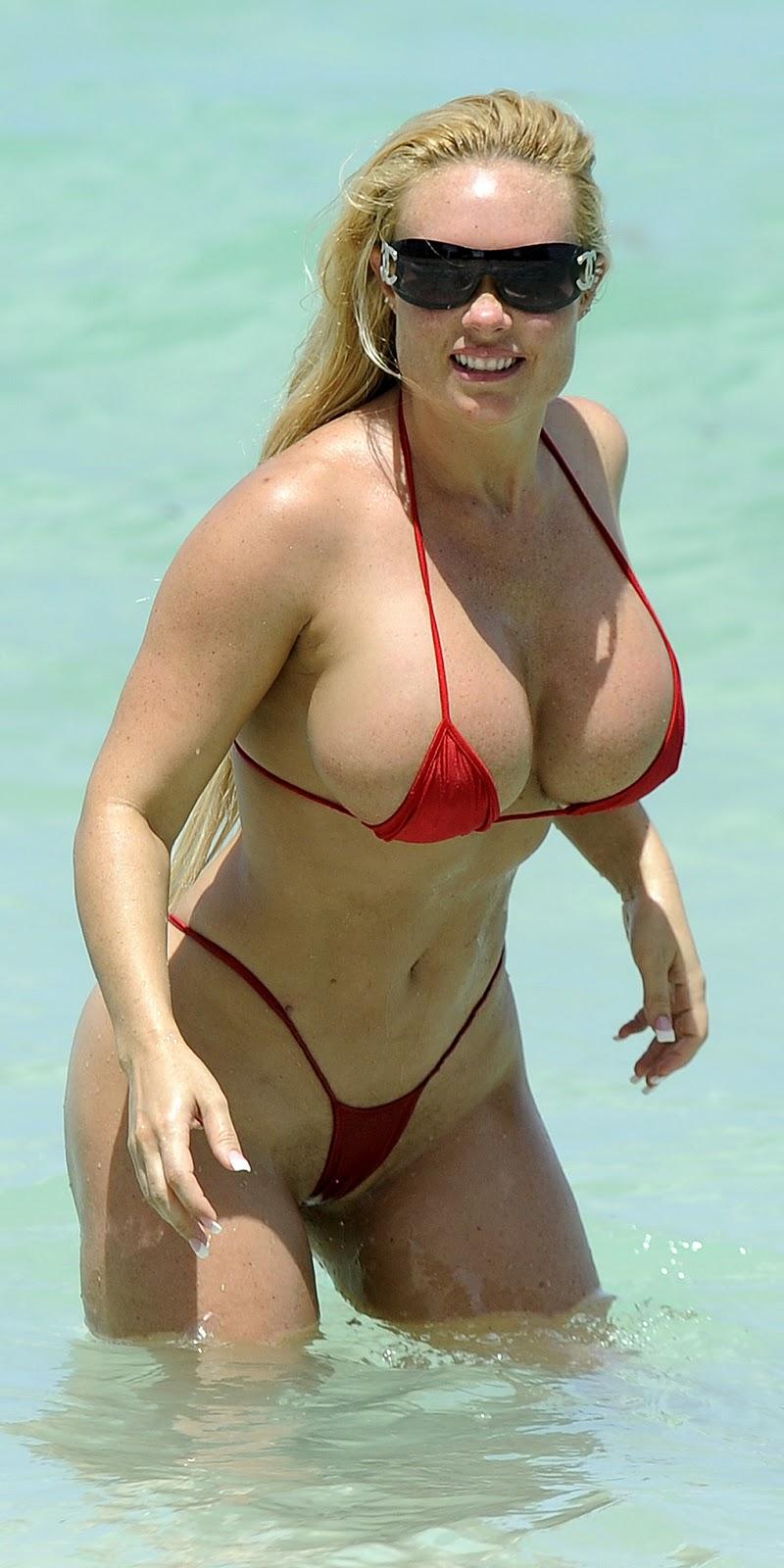 Austin thong bikini coco