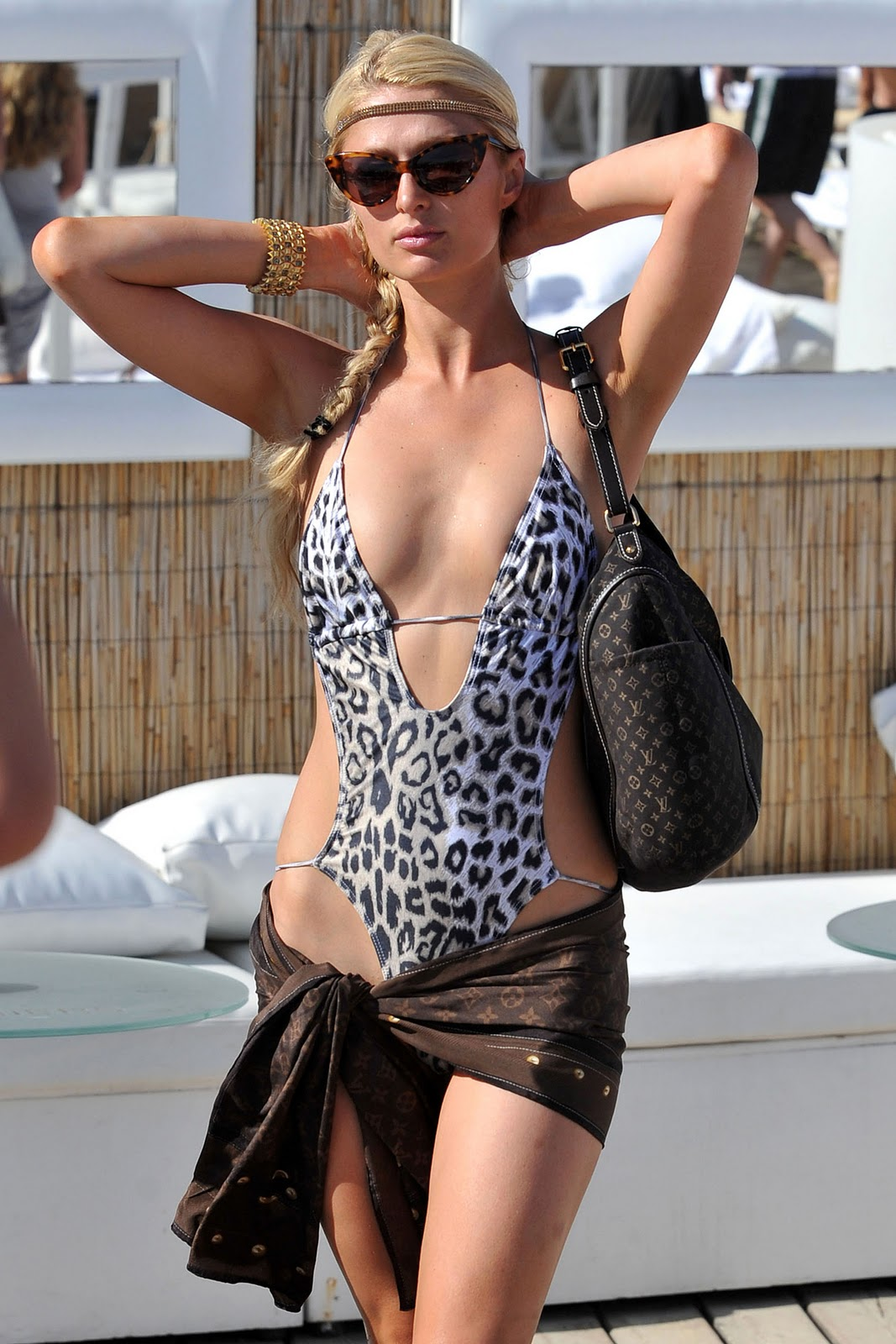 Paris Hilton Nude Pics and Videos -- - Top Nude Celebs