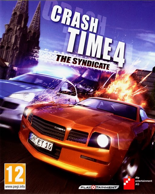 Crash Time 4 - The Syndicate / Alarm fr Cobra 11: Crash Time 4 - The Syn