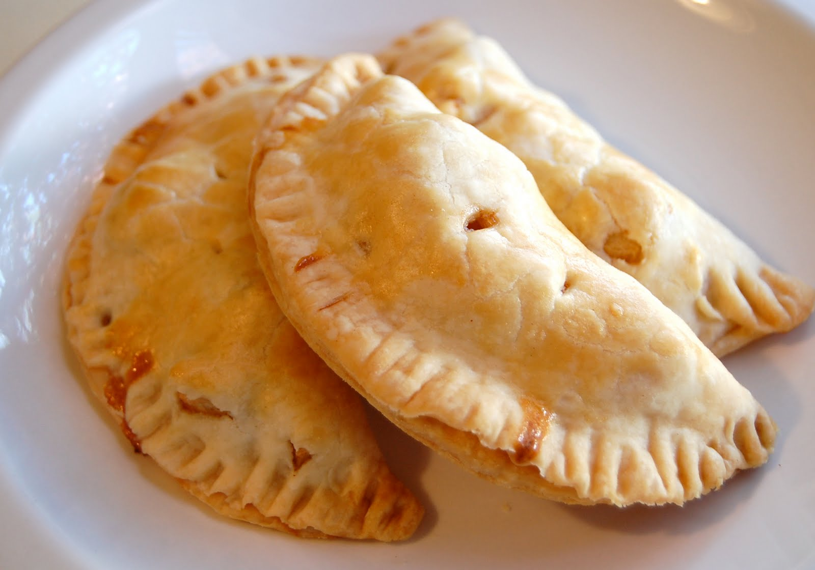 Chef Mommy: Apple Hand Pies