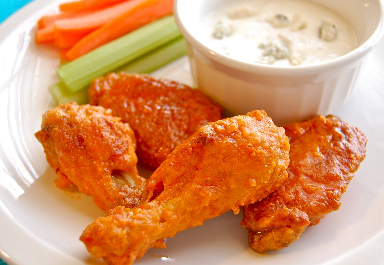 Chef Mommy: Buffalo Wings