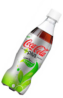 coca cola green tea