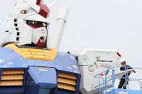 Gundam alto 18 metri