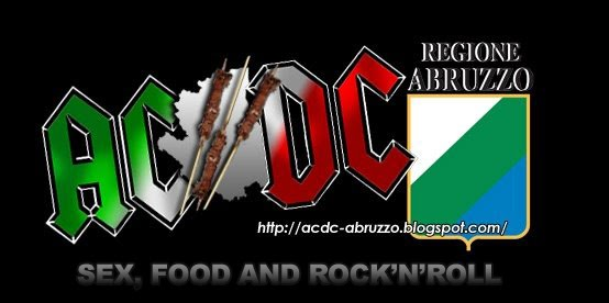 AC/DC ABRUZZO - ROCK OR BUST WORLD TOUR