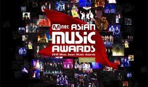 Ganadores de los Mnet Asian Music Award 2010