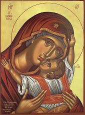 Ajută-ne Măicuţa mea, acoperă-ne cu Preasfânt Acoperâmântul Tău şi fie ca toţi cei care se gândesc