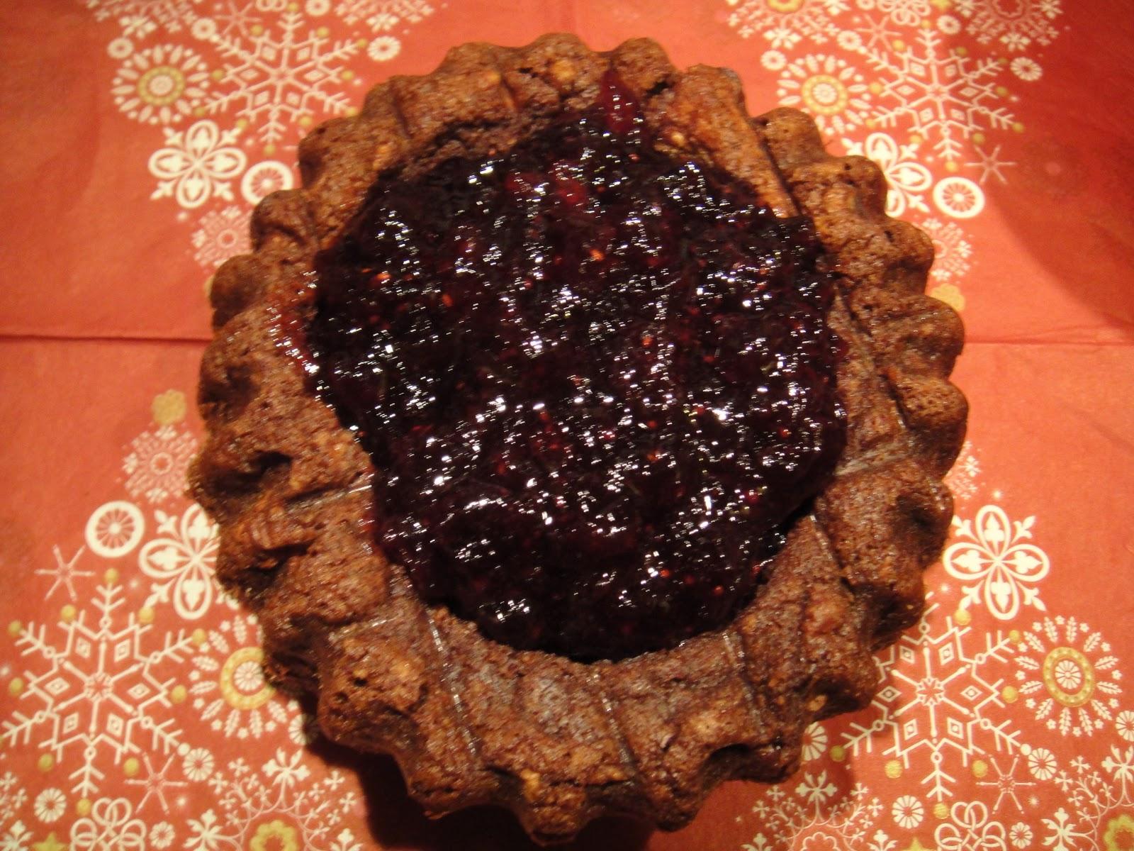 Hugh Fearnley Whittingstall Chocolate Chestnut Cake
