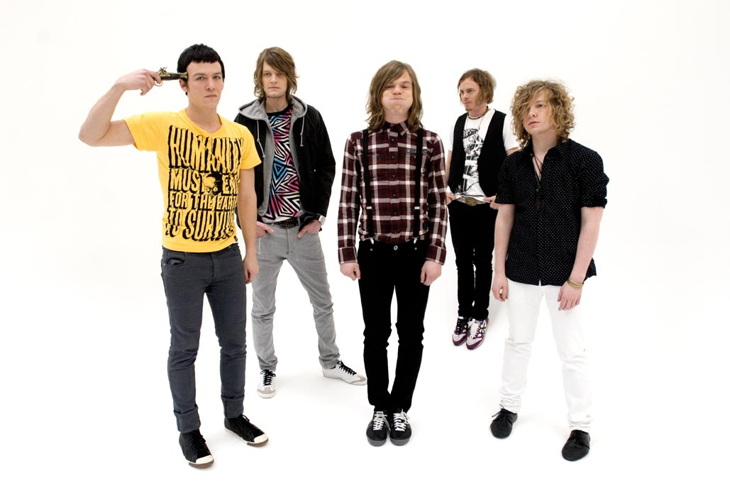 Down With The Devil Music: Melophobia - Cage The Elephant