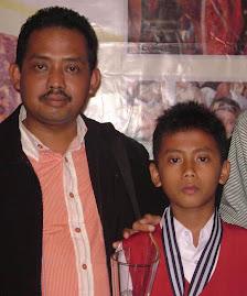 kalimasada dan ayahnya