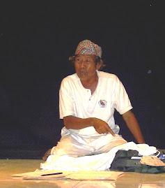 aktor dan sutradara teater persada ngawi