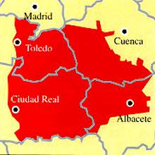 comarca Queso Manchego