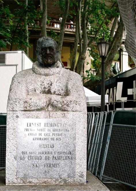 Pamplona - Hemingway