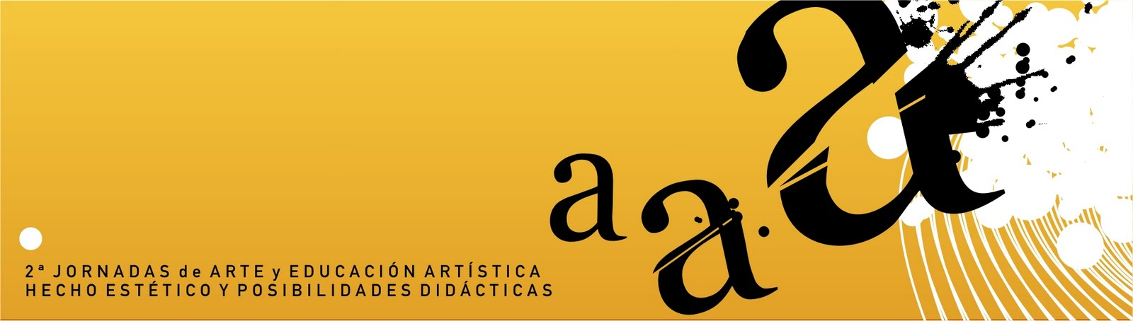 Jornadas de Arte y Educación Artística