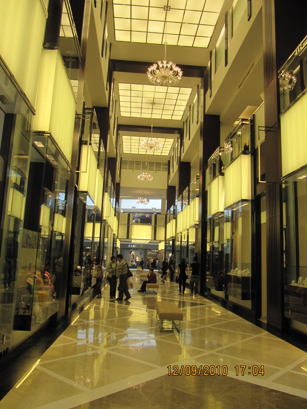 Moskovadaki Zara Home mağazalarının adresleri: en popüler noktalar