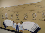 Camp Ave  School Mural