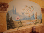 Elements Therapuetic Massage mural