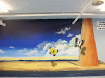 Dali reproduction Mural