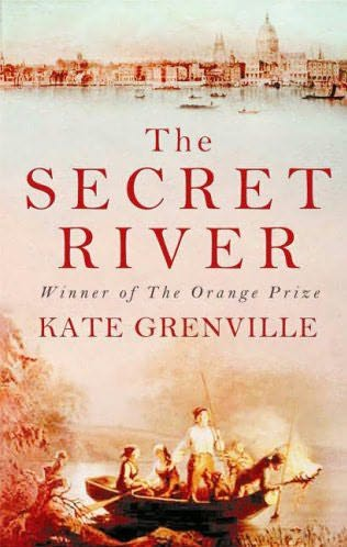 secret river kate grenville Kate grenville was shortlisted for the booker prize for her last novel, the secret river, a fictional exploration of early, fraught relations between the english.