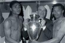 Benfica Campeão Europeu 1962.