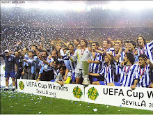 FC Porto vencedor Taça UEFA 2003.