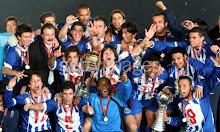 FC Porto Campeão do Mundo 2004.