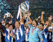 FC Porto Campeão Europeu 2004.