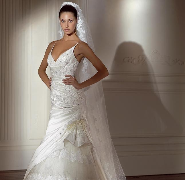 Most beautiful wedding dress for Most gorgeous wedding dresses