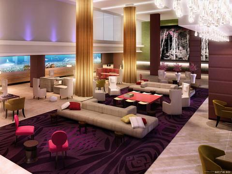 decorations Millenium Interior Design: Interior Design Hotel