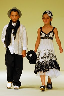 Moda infantil ropa para ni os ropa para ni as ropita bebes blanco y negro charo ruiz linea - Monalisa moda infantil ...