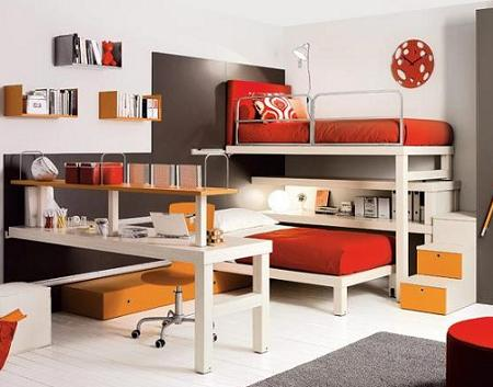 Dormitorios infantiles recamaras para bebes y ni os for Muebles dormitorio ninos