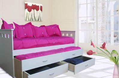 Dormitorios infantiles recamaras para bebes y ni os cama - Cama tipo divan ...