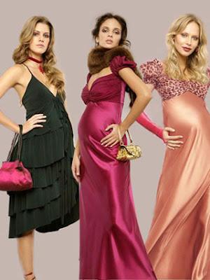 Para embarazadas moda para maternidad vestido de fiesta maternidad