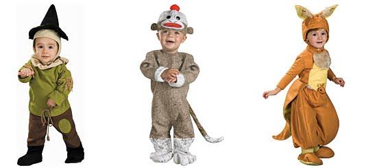 Encontrar un bonito traje de disfrazar para los bebitos y bebitas, menores de un año de edad, para esa ocasión u especial fiesta de disfraces no sera