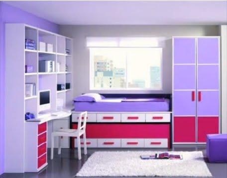 Dormitorios infantiles recamaras para bebes y ni os for Recamaras minimalistas