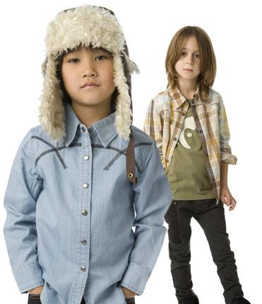 moda infantil urbana