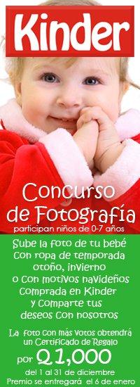 CONCURSO CASTING INFANTIL NAVIDEÑO FOTOGRAFICO KINDER