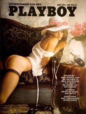 Sampul Majalah Playboy Tahun 70an