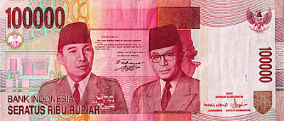 mata uang indonesia