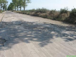 road to Enisala (Heracleea)
