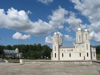 St.Andrew Monastery - Manastirea Sf.Andrei