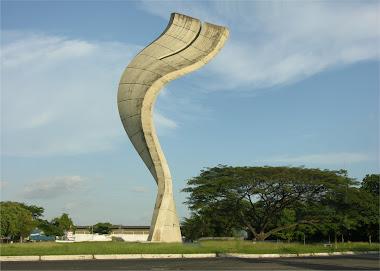Monumento La Espiga. Araure