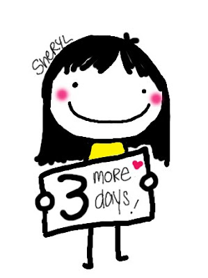 3 more days left!